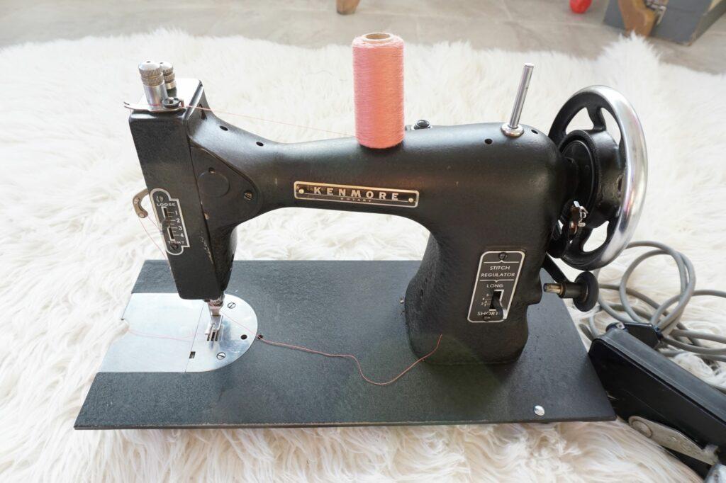 vintage sewing machine repair service