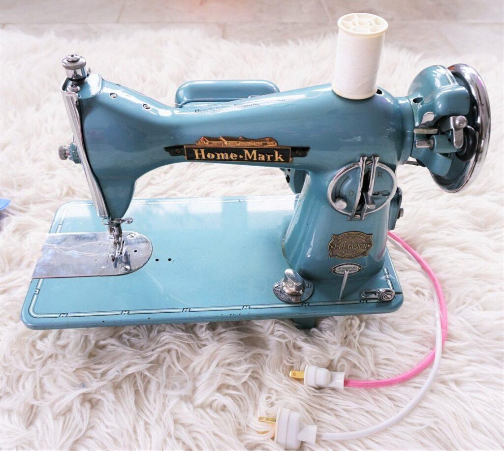 vintage sewing machines repair